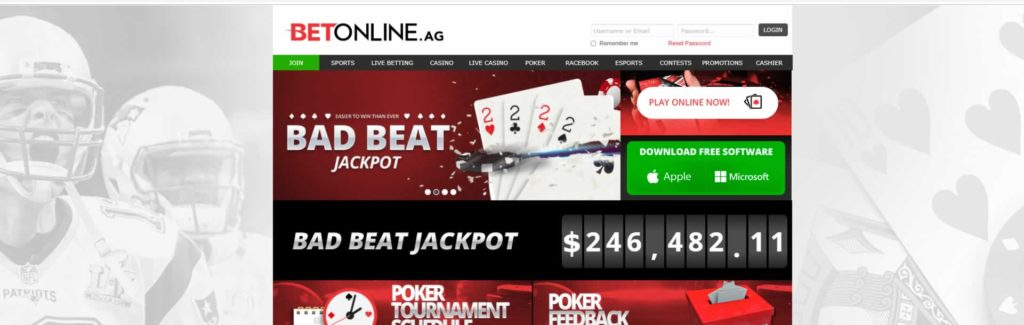 Is Betonline Poker Legit